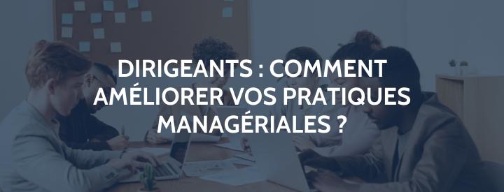 [INFOGRAPHIE] 5 sujets de réflexion à mener pour améliorer les pratiques managériales